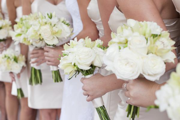 ivory, Bouquets, Lauren doug