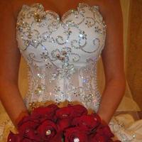 Ceremony, Flowers & Decor, Wedding Dresses, Fashion, white, silver, dress, Ceremony Flowers, Flowers, Inspiration board, Flower Wedding Dresses