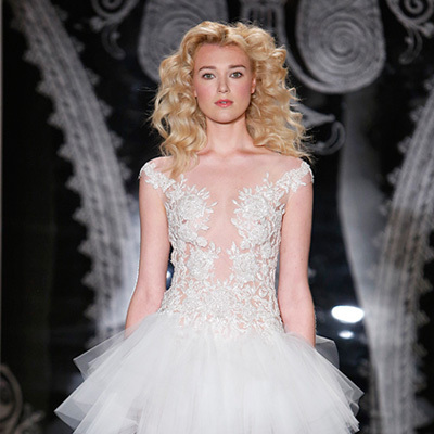 Wedding Dresses, Fashion, white, dress, Spring, Wedding, Bridal, Dresses, Gowns, Reem, Acra, 2014, Spring Wedding Dresses