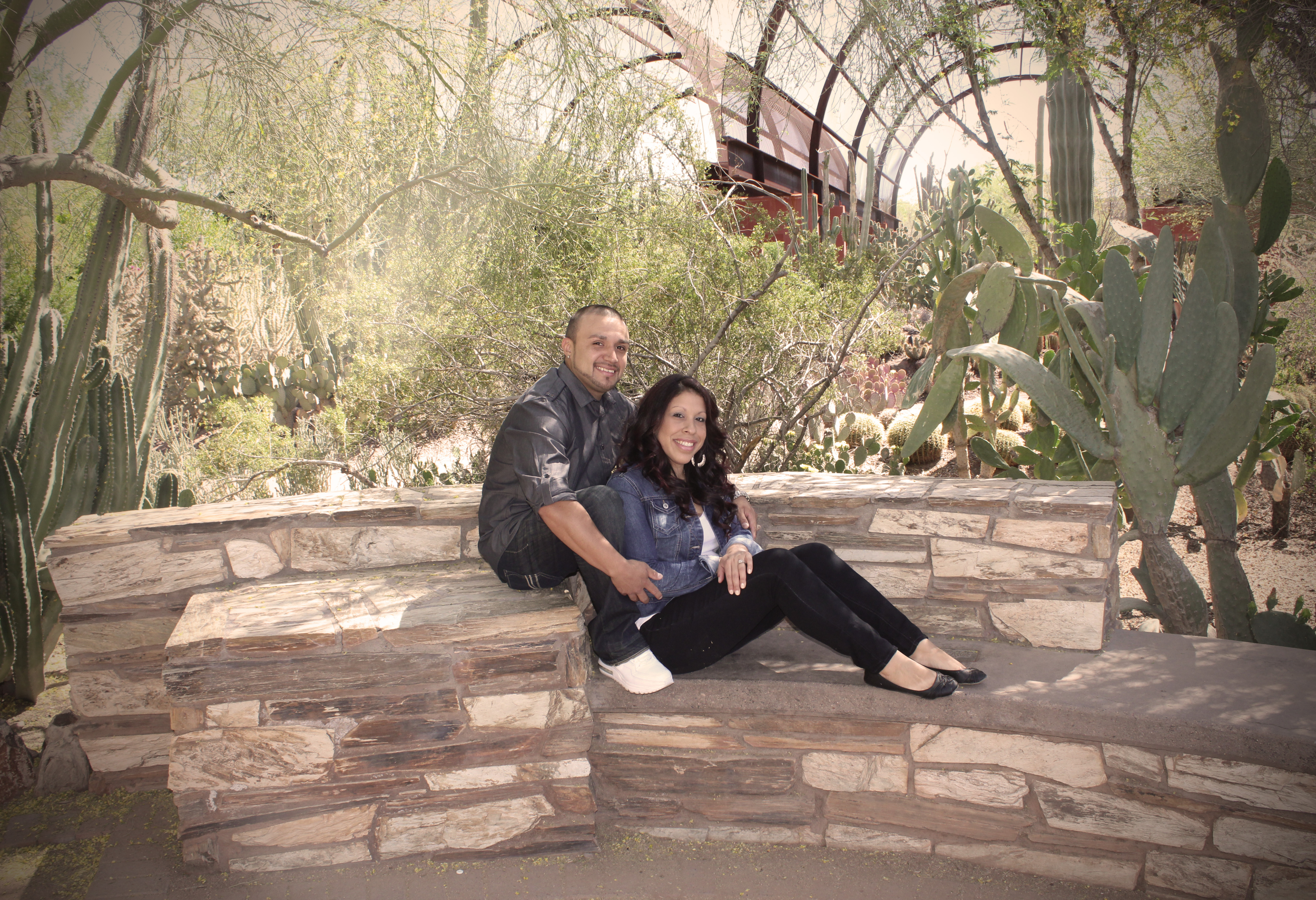 Flowers & Decor, Garden, Desert, Engagement, Botanical
