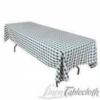 white, green, Rustic, Tablecloth, Linen, Farm, Picnic, Checkered