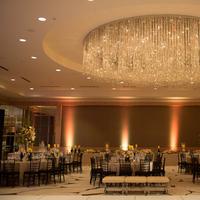 Reception, Flowers & Decor, white, black, Tie, Florida, Ritz, Ritz carlton, Formal, Ballroom, Scott sarah