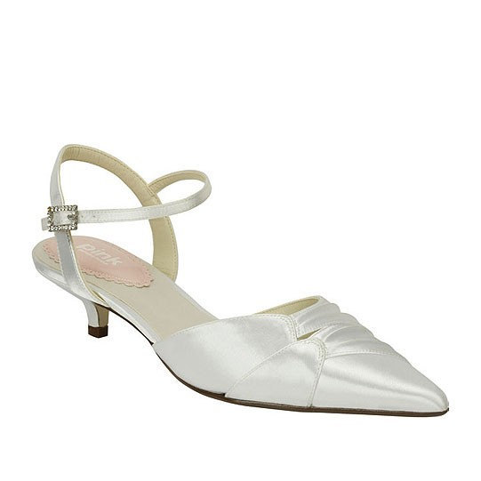 Shoes, Fashion, white, ivory, silver, Wedding, Heels, Shoe, Satin, Sparkly, satin wedding dresses
