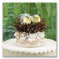 Cakes, cake, Birds, Love