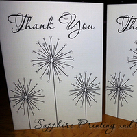 Stationery, Invitations, Wedding, You, Thank, Inspiration board, Day, Personalized, Every, Dandelion