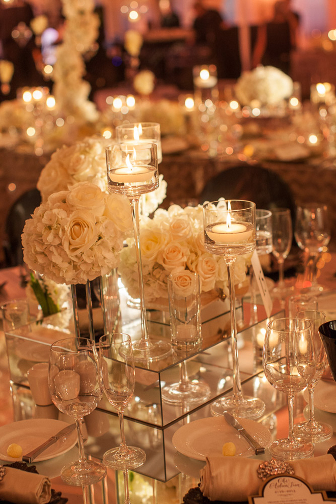 Reception, Centerpiece, Flowers & Decor, Centerpieces