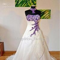 Wedding Dresses, Fashion, purple, blue, dress, My