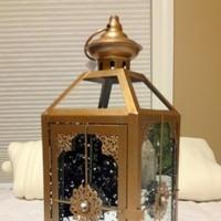 Ceremony, Reception, Flowers & Decor, gold