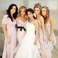 Bridesmaids, Bridesmaids Dresses, Fashion, pink, Inspiration board