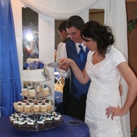 Reception, Flowers & Decor, Cakes, cake, Cutting