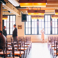 Ceremony, Flowers & Decor, Modern, Tables & Seating, City, Chairs, Chicago, Seating, Indie, Hannah joe