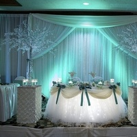 Reception, Flowers & Decor, Table, Sweetheart