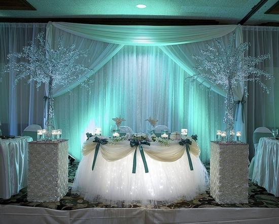 Reception, Flowers & Decor, Table, Sweetheart