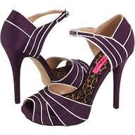Shoes, Fashion, purple