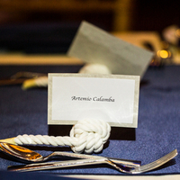 Favors & Gifts, Favors, Cards, Escort, Nautical, Place, Knots, Raquel jason