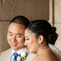 Summer, Glam, Bride, Groom, And, Nautical, Raquel jason