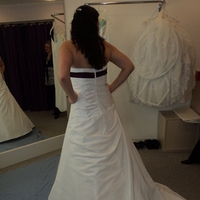 Wedding Dresses, Fashion, purple, dress