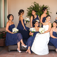 Bridesmaids, Bridesmaids Dresses, Fashion, blue, Summer, Nautical, Raquel jason, Summer Wedding Dresses