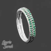 Jewelry, white, gold, Inspiration board, Emerald