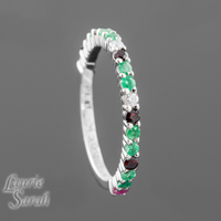 Jewelry, white, pink, red, green, silver, Platinum, Engagement Rings, Emerald Cut Engagement Ring, Ring, Half, Diamond, Inspiration board, Sapphire, Eternity, Emerald, Garnet