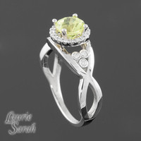 Jewelry, white, yellow, gold, Engagement Rings, Ring, Engagement, Diamond, Inspiration board, Twisted, Shank, Chrysoberyl