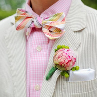 pink, green, Groom, Mens, Formal, Attire, Preppy