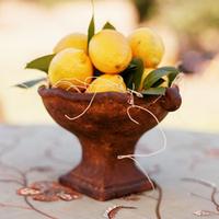Reception, Flowers & Decor, yellow
