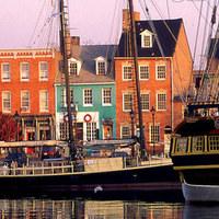 Point, Baltimore, Fells