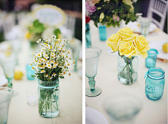Reception, Flowers & Decor, blue, Inspiration board
