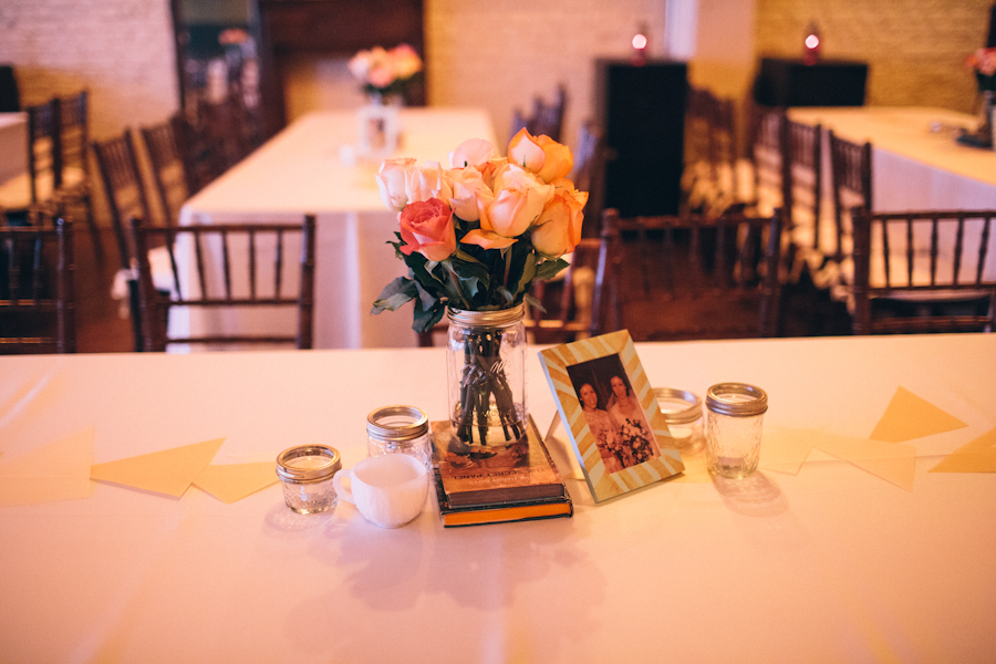 Reception, Flowers & Decor, Decor, Modern, Candles, Roses, Budget, Jars, Mason, Indie, Frames, Hannah joe