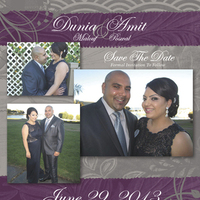Reception, Flowers & Decor, purple, The, Save, Date, Inspiration board