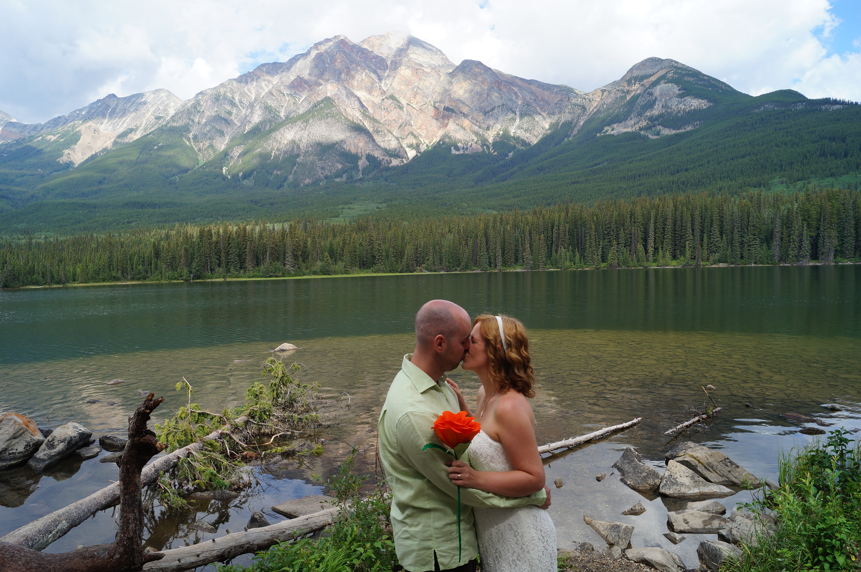 Ceremony, Flowers & Decor, Wedding Dresses, Fashion, dress, Lake, Pyramid