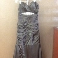 Bridesmaids, Bridesmaids Dresses, Fashion, purple, black