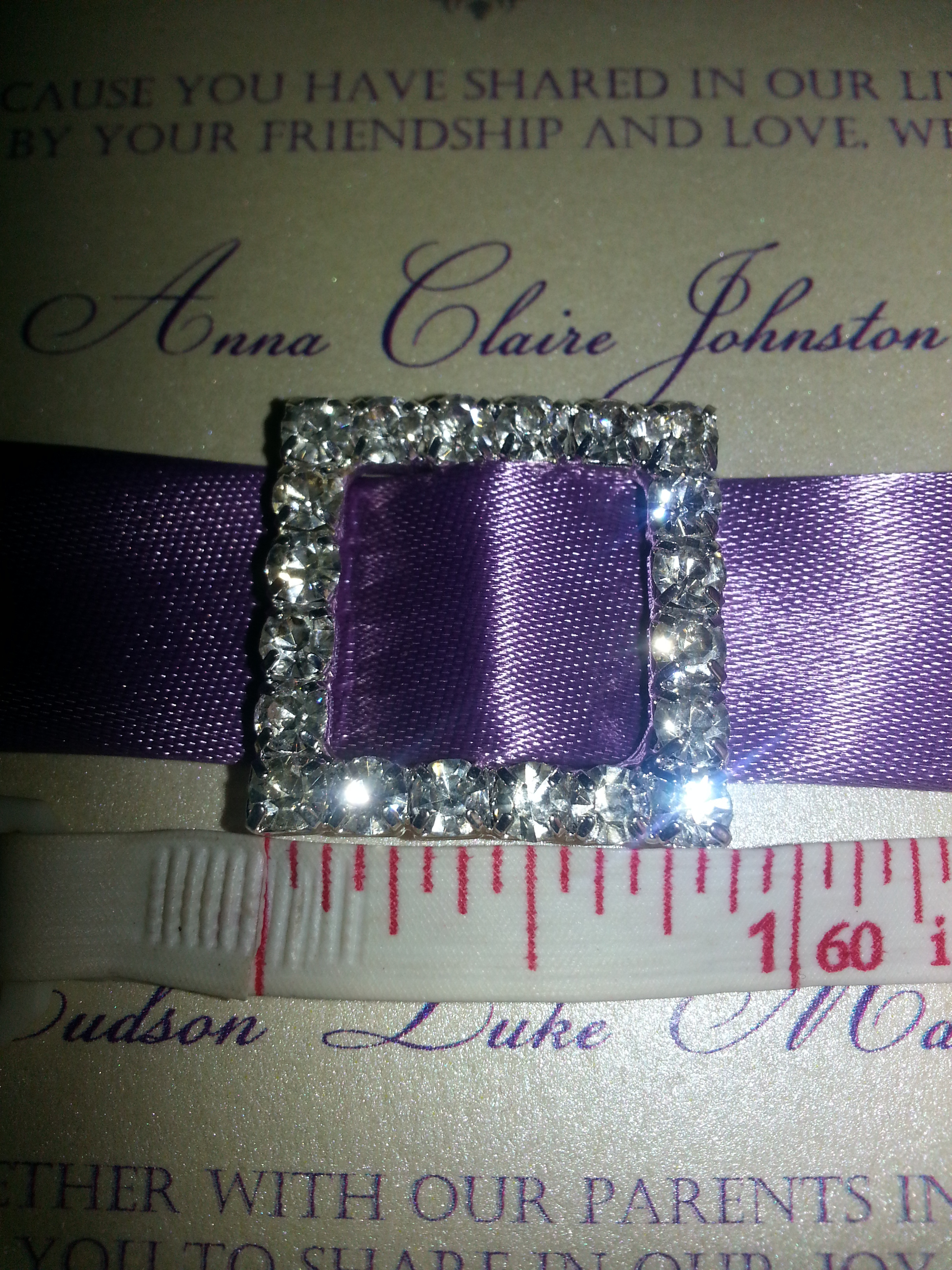 purple, silver