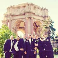 Ceremony, Reception, Flowers & Decor, Bridesmaids, Bridesmaids Dresses, Fashion, white, purple, silver