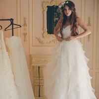 Ceremony, Flowers & Decor, Jewelry, Wedding Dresses, Fashion, white, dress