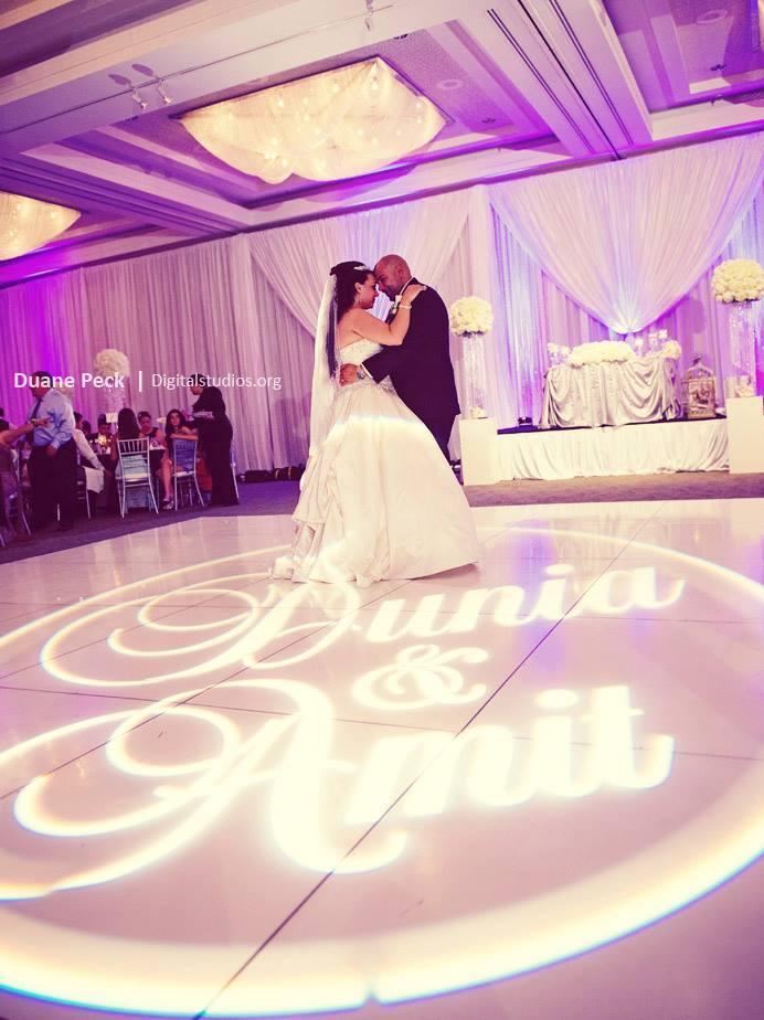 Reception, Flowers & Decor, Wedding Dresses, Fashion, white, purple, silver, dress, Flowers, Flower Wedding Dresses