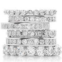 Some Info about Eternity Bands...