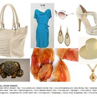 57 Grand Bridesmaid Re-Wear Inspiration Board: Riviera Weekend