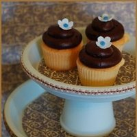DIY Clay Pot Cupcake Stand