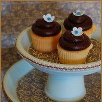 DIY Clay Pot Cupcake Stand