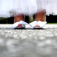 DIY Wedding Challenge: Shoe Clips