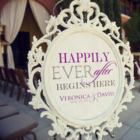 Ceremony, Reception, Flowers & Decor, purple, After, Inspiration board, Ever, Happily