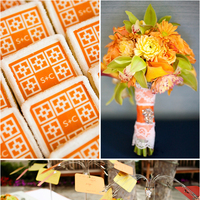 Orange Crush: Wedding Inspiration!