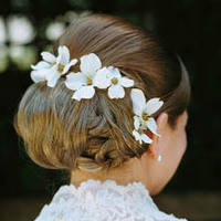 5 Bridal Updos: Fabulous Wedding Hair Ideas