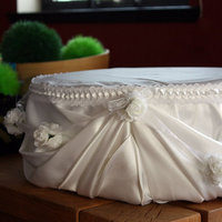 DIY Wedding Challenge 2010: Cake Stand