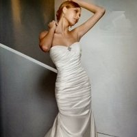 Santa Rosa Wedding Dress