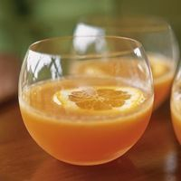 Orange Cocktail Ideas!