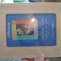 """DIY Wedding Challenge 2010""  Our personalized frame favors"
