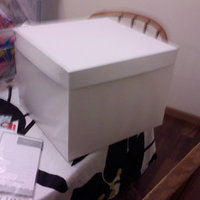 DIY: Cardbox